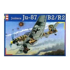Revell Germany JU87 B2/R2 1:72 Scale Kit
