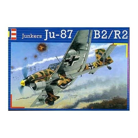 JU87 B2/R2 1:72 Scale Kit
