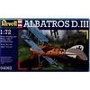 ALBATROS D.III 1:72 Scale Kit