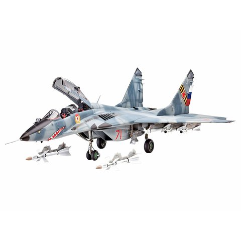 MIG29UB/CT TWO SEATER 1:32 Scale Kit