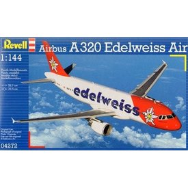 Airbus A320 EDELWEISS 1:144 Scale Retired 2017