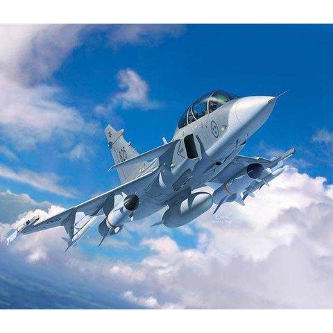 JAS-39D Gripen Twin-Seater 1:72 Scale Kit