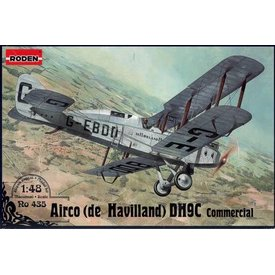 Roden de Havilland DH9c Commercial 1:48 Scale Kit