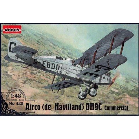 de Havilland DH9c Commercial 1:48 Scale Kit