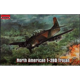 Roden North American T-28D Trojan 1:48 Scale Kit