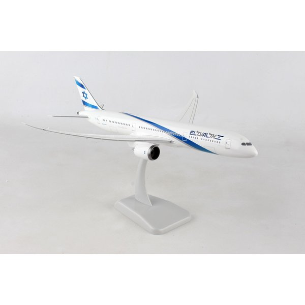 Hogan B787-9 El Al 1:200 with gear + stand