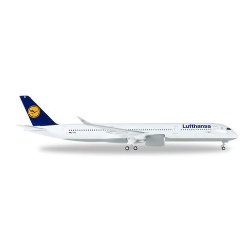 Herpa A350-900 Lufthansa 1:500 with stand
