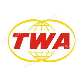 Patch TWA Retro Iron-on