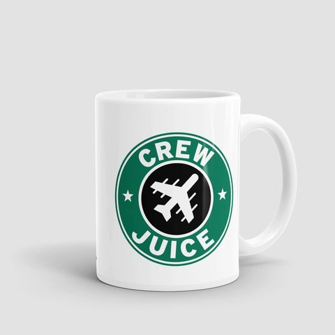 Mug Crew Juice11 oz