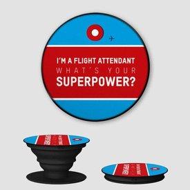 Airportag Flight Attendant Phone Grip