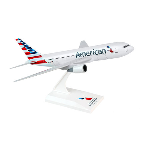 American 767-200 1/200 New Livery (**)