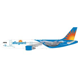 InFlight A320 Allegiant Air Dolphin 271NV 1:200 with stand