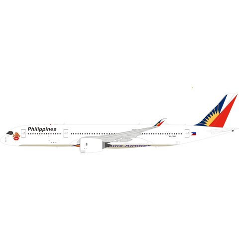 A350-900 Philippine Airlines Love Bus RP-C3507 1:200 with stand