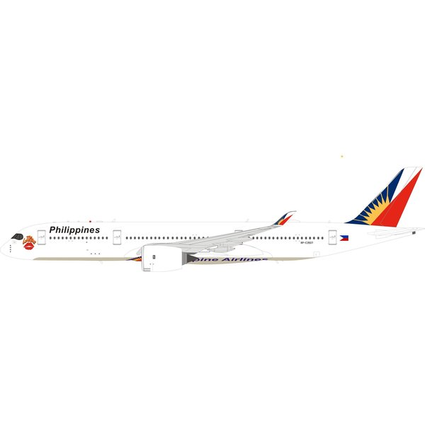 InFlight A350-900 Philippine Airlines Love Bus RP-C3507 1:200 with stand