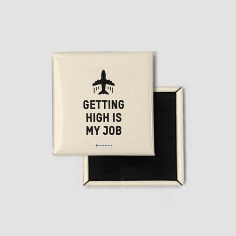 Getting High Magnet