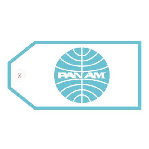 Luggage Tag Pan Am