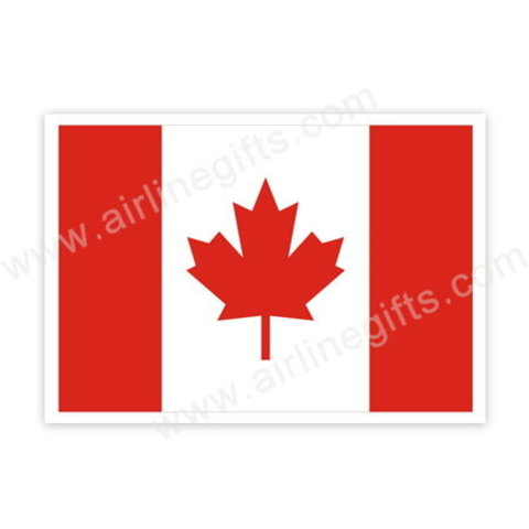 Patch Canada Flag Iron-on