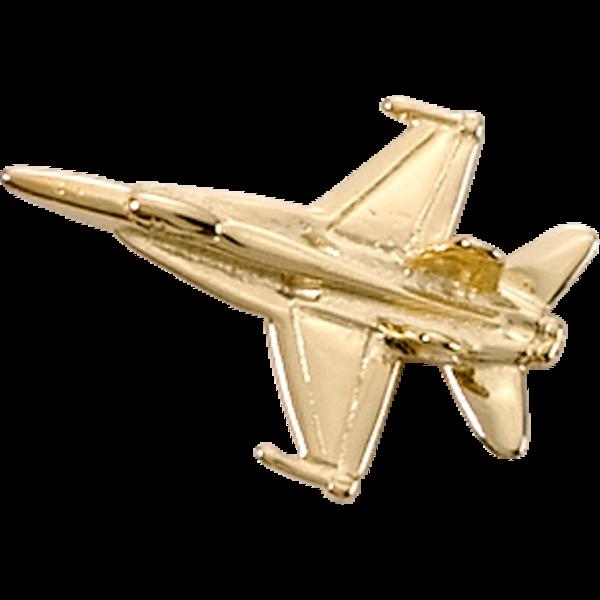 F/A-18 HORNET (3-D CAST) Gold