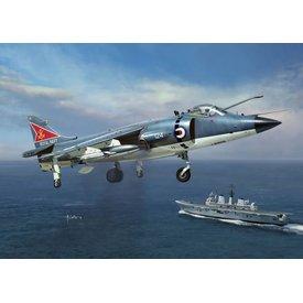 KINETIC BAe Sea Harrier FRS.1 RN 1:48 Scale Plastic Kit