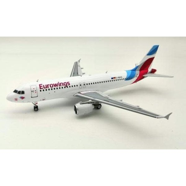 JFOX A320 Eurowings D-ABHG 1:200 With Stand