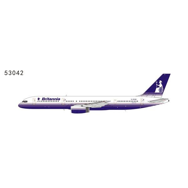 NG Models B757-200 Britannia Airways G-BYAM 1:400