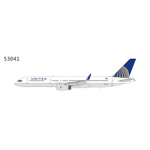 B757-200W United 2010 c/s Winglets N17128 1:400