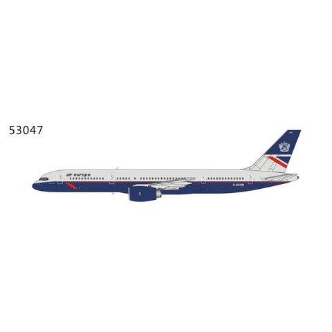 B757-200 air europe BA Landor livery G-BKRM 1:400