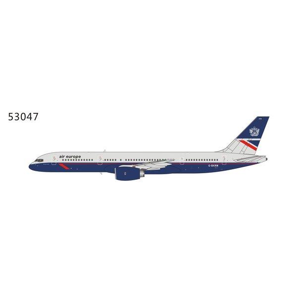 NG Models B757-200 air europe BA Landor livery G-BKRM 1:400