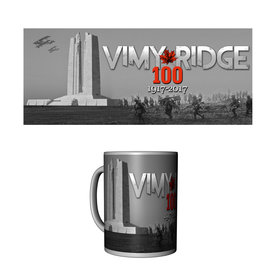 Labusch Skywear Mug Vimy Ridge 100th Anniversary Ceramic
