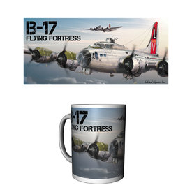 Labusch Skywear MUG B17 FLYING FORTRESS