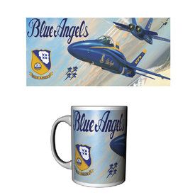 Labusch Skywear MUG BLUE ANGELS