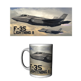 Labusch Skywear Mug F-35 Lightning II Ceramic