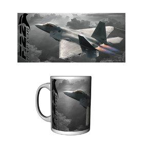 Labusch Skywear Mug F-22 Raptor Ceramic