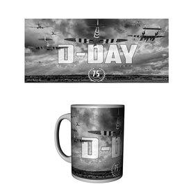 Labusch Skywear Mug D-Day Beach Landing 75th Anniversary Ceramic