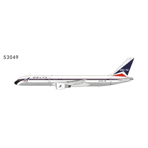 B757-200 Delta Widget Livery N673DL 1:400