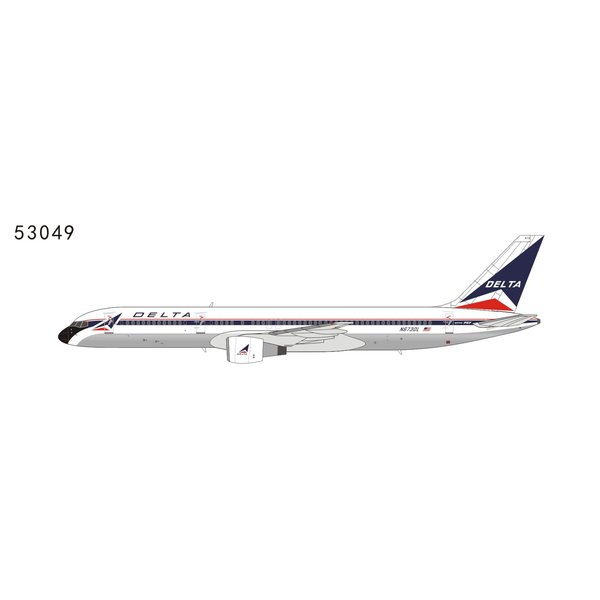 NG Models B757-200 Delta Widget Livery N673DL 1:400