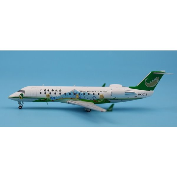 NG Models CRJ200 China Yunnan Airlines B-3072 Shangri-La 1:200