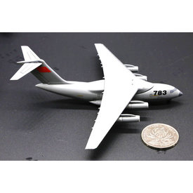 NG Models Y20 PLAAF Chinese Air Force Flight Test 783 1:400