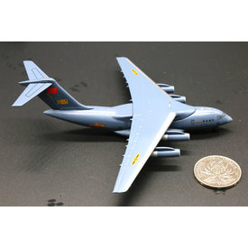 NG Models Y20 PLAAF Chinese Air Force 11051 Grey 1:400