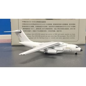 NG Models Y20 PLAAF Chinese Air Force blank white 1:400