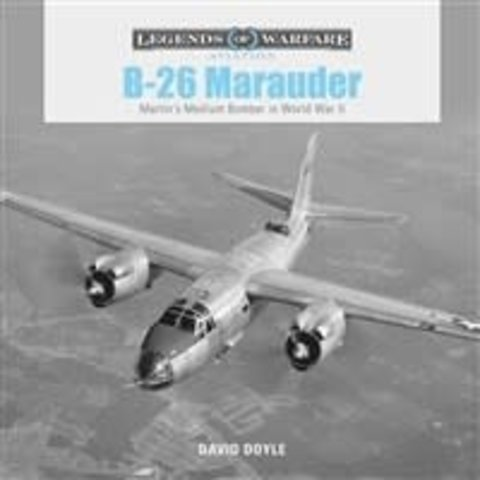 B26 Marauder: Martin's Medium: LoW hardcover
