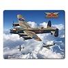 Avro Lancaster Metal Sign