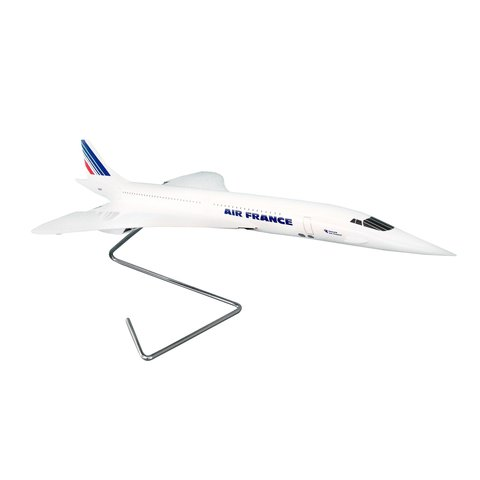 Concorde Air France 1:100 with stand (no gear)