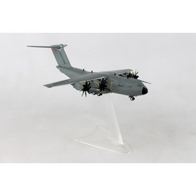 Herpa A400M Atlas Grizzly Airbus House Livery 1:200 with stand
