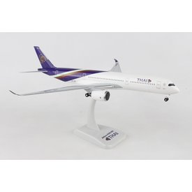 Hogan A350-900 Thai Airways HS-THB 1:200 with gear + stand