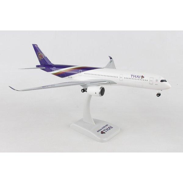 Hogan A350-900 Thai Airways HS-THB 1:200 with gear + stand