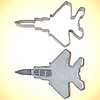 Cookie Cutter Fighter Jet