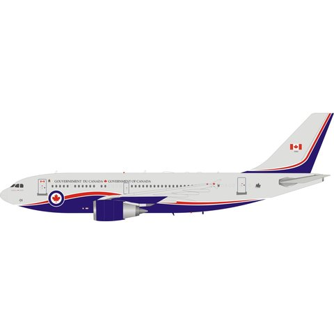 Airbus CC150 Polaris (A310-300) RCAF Canada 15001 VVIP 1:200 with stand
