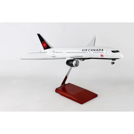 Skymarks Supreme B787-8 Dreamliner Air Canada New Livery 2017 1:100 with Gear+Stand