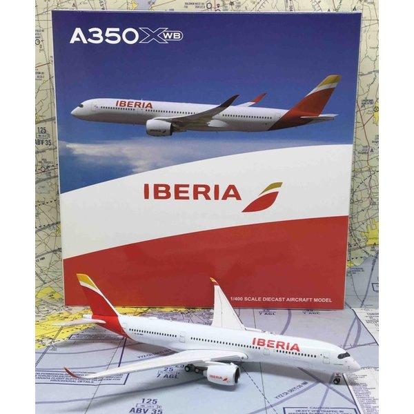 JC Wings A350-900 Iberia EC-MXV 2013 livery 1:400